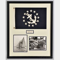 Three Items Relating to the Yacht Mistress