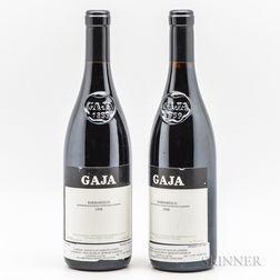 Gaja Barbaresco 1998, 2 bottles