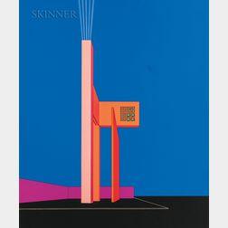Luis Ramiro Barragán (Mexican, 1902-1988)      Torre Altus