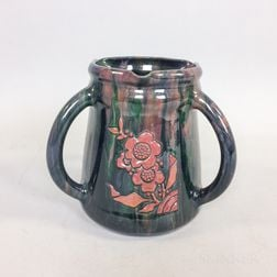 Elton Ware Art Pottery Loving Cup