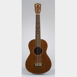 American Tenor 'Ukulele, Gibson Incorporated, Kalamazoo, Model TU-1