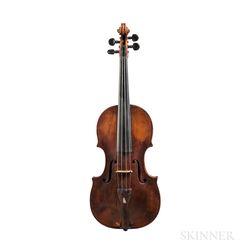 German Violin, Joseph Klotz, Mittenwald, 1781