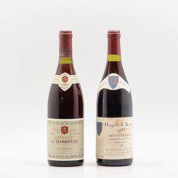 Burgundy Duo, 2 bottles