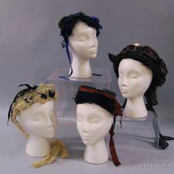 Four Bonnets