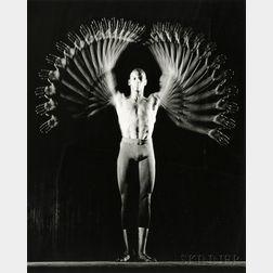 "Harold E. ""Doc"" Edgerton (American, 1903-1990)      Gus Solomons"