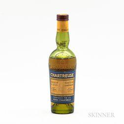 Yellow Chartreuse, 1 11.8oz bottle