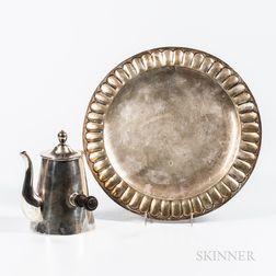 Feisa and Maciel Sterling Silver Tableware