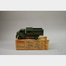 Structo Telephone Company Truck