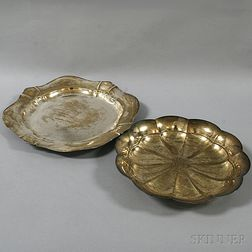 Two Gorham Sterling Silver Serving Dishes