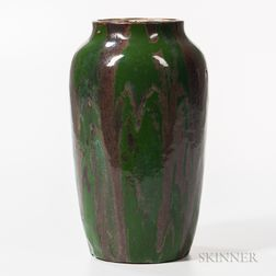 Hugh Robertson Dedham Pottery Experimental Vase