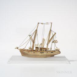 Eskimo Model Ship