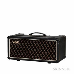 Vox AC50 Amplifier Head, c. 1965