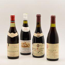 Mixed Burgundy, 4 bottles