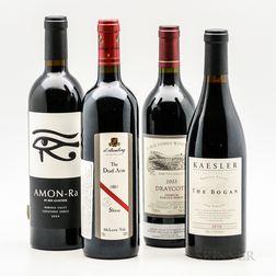 Mixed Australian Wine, 4 bottles