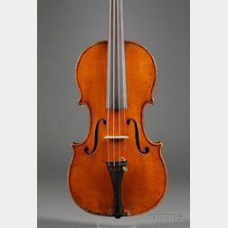 English Violin, Thomas Kennedy, London, c. 1830