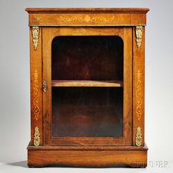 Louis XVI-style Gilt-bronze Mounted Cabinet-Display