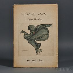 Lewis, Wyndham (1882-1957) Fifteen Drawings