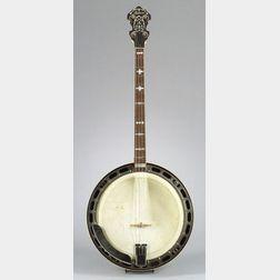 American Tenor Banjo, Gibson Incorporated, Kalamazoo, 1935