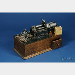 Edison Electric Phonograph
