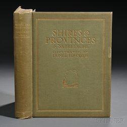 Sabretache [aka Albert Stewart Barrow] Shires and Provinces.