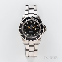 Tudor Submariner Reference 7928 Wristwatch