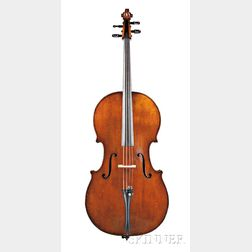 Fine English Violoncello, John Betts, London, 1782