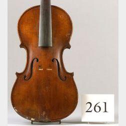 American Violin, Spencer Lane, Woonsocket, 1885