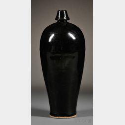 Stoneware Wine Bottle