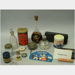 Contents of a Pantry and Medicine Cabinet