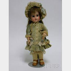 Tete Jumeau Bisque Head Doll