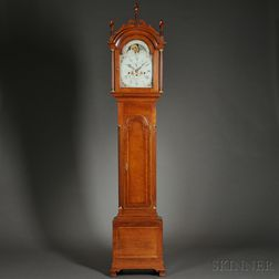 Gurdon Huntington Musical Tall Clock