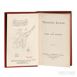 Stevenson, Robert Louis (1850-1894) Treasure Island.
