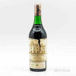 Chateau Haut Brion 1981, 1 bottle