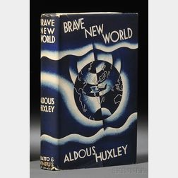 Huxley, Aldous (1894-1963) Brave New World