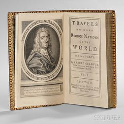 Swift, Jonathan (1667-1745) Travels into Several Remote Nations of the World