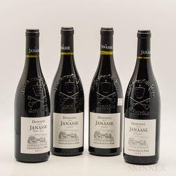 Domaine de la Janasse, 4 bottles