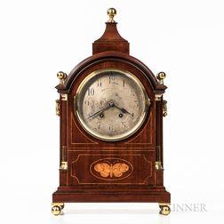 Bigelow, Kennard & Co. Inlaid Bracket Clock