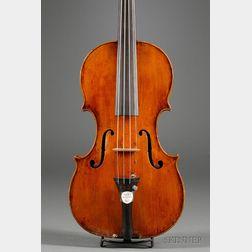 English Violin, William Forster II, London, c. 1790