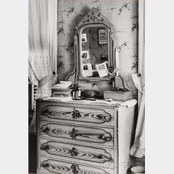 Walker Evans (American, 1903-1975)       Victorian Interior, Oldwick, New Jersey