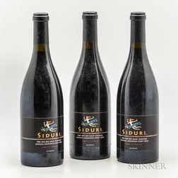 Siduri Van der Kamp Vineyard Pinot Noir 1998, 4 bottles