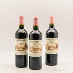 Vieux Chateau Certan, 3 bottles