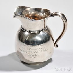 Gorham Sterling Silver Pitcher