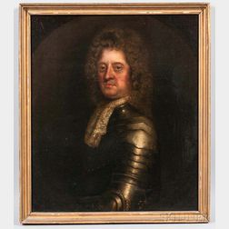British School, 18th Century      Portrait of a Gentleman, Possibly James Russell, Fourth Duke of Bedford (1710-1771)