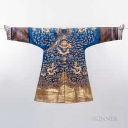 Man's Semiformal Dragon Robe