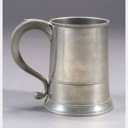 Pewter Quart Mug
