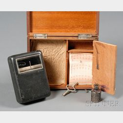 Portable Barograph by Jules Richard