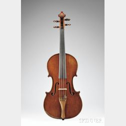 Italian Violin, c. 1920,  attributed to the Romeo Antoniazzi Workshop