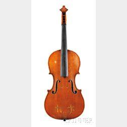 American Violin, George Gemunder, Astoria, 1885