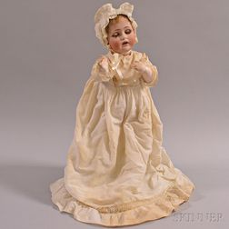 Kestner Bisque Head Baby Doll