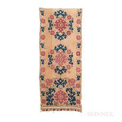 Ottoman Embroidered Panel